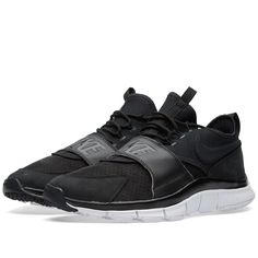 68ab22be67965e The Nike Free Ace Leather takes aerodynamics to another level.