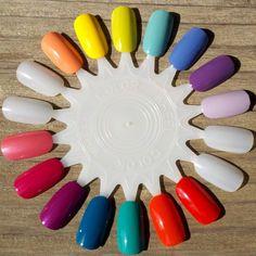 62 Best Color Wheels Images Fingernail Designs Enamels Manicure