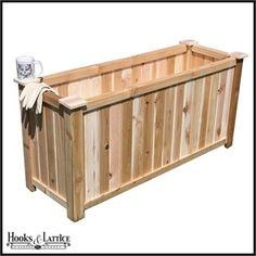 Search results for: 'patio planter cedar' Outdoor Planter Boxes, Cedar Planter Box, Garden Planter Boxes, Patio Planters, Rectangular Planters, Large Planters, Corten Steel Planters, Fiberglass Planters, Raised Garden Beds