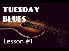 Learn this Chordy Blues Jam in A Super Quick | Tuesday Blues #145 - YouTube