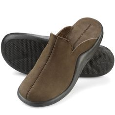 The Walk On Air Indoor/Outdoor Slippers