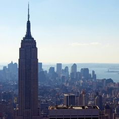 Wall Street, Empire State Building, New York City, Around The Worlds, Vacation, Country, Places, Personality, Pictures