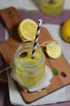 Limonade à la fleur d'oranger {recette maison}