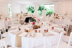 Garden Marquee by When Elephant Met Zebra at Coolibah Downs Private Estate