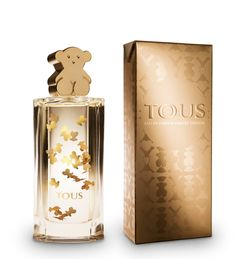Tous perfume #packaging PD