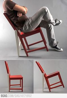Every students dream chair