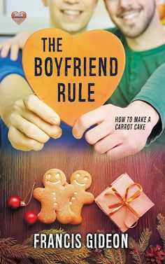 Nielsen ~ MM & Paranormal Romance: My Guest ~ Francis Gideon Boyfriend Rules, Paranormal Romance, Carrot Cake, Ebook Pdf, Gingerbread Cookies, Desserts, Blogging, Link, Food