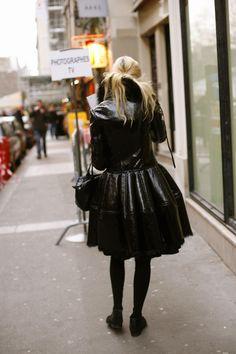 On the Street……. Ms. Sozzani, Paris « The Sartorialist