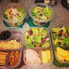 Lunch / dinner prep #easylunchboxes Purchase EasyLunchbox containers HERE: http://www.easylunchboxes.com/