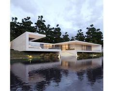 modern project house