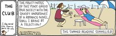 If they can have wine specialists, why can't they have reading experts as in this #RhymesWithOrange comic?  Maximize your summer reading by taking a #SpeedReading class with us -  http://www.ed2go.com/cbc123/online-courses/speed-reading-merrill-ream