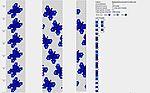 Мобильный LiveInternet Схемы для толстых бисерных жгутов | Петля_Мебиуса - Дневник Петля_Мебиуса |