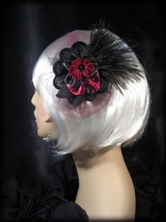 Another possible bridesmaids hair piece