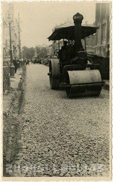 Zudusī Latvija - Rīga. Remontdarbi Brīvības ielā My Heritage, Riga, Rollers, Finland, Monster Trucks