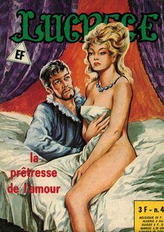 LUCRECE - N° 49 la prêtresse de l'amour