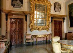 Salotto dei ricevimenti, Palazzo Mocenigo (Venezia)