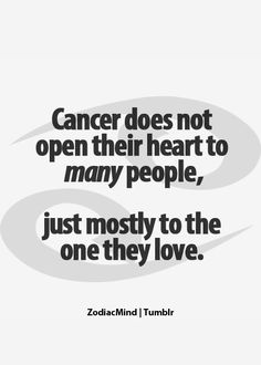 #Cancer ♋️ My one and only LOVE!!!!