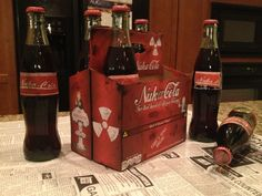 nuk a coke   NukACoke Nuclear Atomic Cokes Coca Cola,  for that burst of atomic energy, and 20 mind blowing facts about coca cola   at www best picture blog .com  March 2015