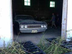 Ford : Torino Talladega 1969 Ford Torino Talladega Barn Find 428 Cobra Jet - http://www.usabarnfinds.com/archives/3441