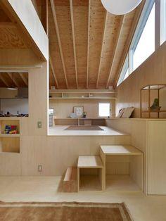 建築家:HANKURA design「三滝の家」
