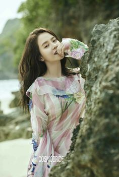 Song Ji Hyo starring in We Are In Love for Cosmobride