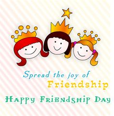 Happy Friendship Day Quotes And Sayings Happy Friendship Day Awesome Quotes Images Happy Friendship Day Funny Cartoon Images Quotes Happy Happy Friendship Day Messages, Friendship Day Greetings, Friendship Quotes, Wish Quotes, Happy Quotes, Friends Day, Friends Forever, Funny Cartoon Images, Friendship Day Wallpaper