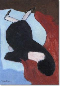Milton Avery ~ Sleeping Women