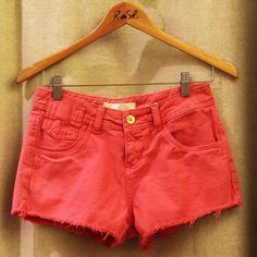 novas opções de color denim na #rdosol <3 #modapraia #beachwear #denim #color #short #jeans