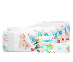 Diapers Bundle $80/mo for environmentally sound diapers...Will offer a free trial, but will bill monthly if not cancelled in one week