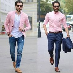 street mens fashion that looks fabulous 38464 Blazer Outfits Men, Mens Fashion Blazer, Stylish Mens Outfits, Mens Fashion Blog, Men's Fashion, Casual Outfits, Formal Men Outfit, Casual Wear For Men, Men Formal