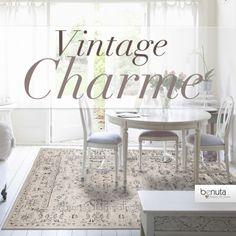 Mit Accessoires im Vintage-Stil dekorieren: Entdecken Sie unsere Vintage & Patchwork-Style Teppiche