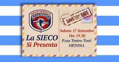 Sieco Service 2017-2018 il 17 settembre presentazione alla città di Ortona