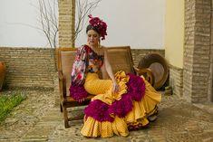 Diseño de Ana Morón. Colección 'Sevilla'. Simof 2014.