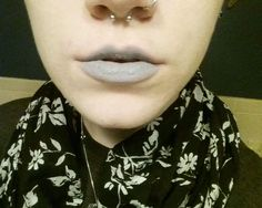 Just a quick lip swatch of Fairy Girl's lipstick in Luna!