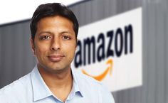 """""""We are customer obsessed, not competition focussed""""  Amit Agarwal, VP & Country Manager, Amazon India"""