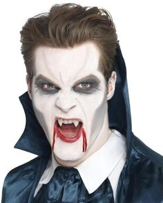 dracula face painting ideas - Bing Images