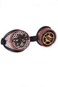 ACSTP01 - Cyber Steampunk Welding Goggles | Goggles / Gas Mask/ Respirator | Phaze Clothing