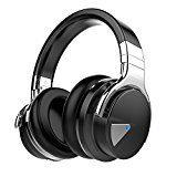 #1: COWIN E7 Active Noise Cancelling Bluetooth Headphones with Microphone Hi-Fi Deep Bass Wireless Headphones Over Ear Comfortable Protein Earpads 30H Playtime for Travel Work TV Computer Iphone  Black #FabOffers #FabBestSellers #CellPhone #Mobile