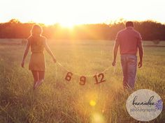field  #engagement-photos