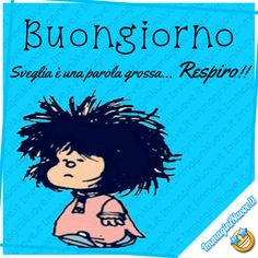 Good Morning Kisses, Good Morning Messages, Italian Memes, Morning Mood, Snoopy, Good Mood, I Am Awesome, Funny, Anime
