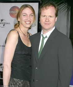 Their kids have her last name: Joss and his architect wife Kai Cole also have their hands full parenting son Arden, 13, and daughter Squire, 10 (pictured in 2005)