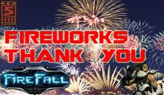 Firefall - Fireworks and Thank You