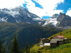 Self-guided Bernese Oberland Traverse – Part A | Alpinehikers