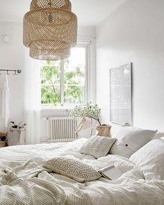 Chambre adulte blanche: 80 idées pour votre aménagement   Pinterest ...