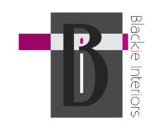 Logo Design for Blackie Interiors, including business card design. Print Design, Logo Design, Packaging, Branding, Layout, Web Design Services, Graphic, Business Card Design, Logos