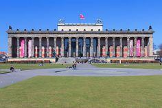 Karl Friedrich Schinkel, Altes Museum, Berlin, 1830
