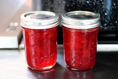 Strawberry Jam (pt 2) Ree Drummond (step by step)