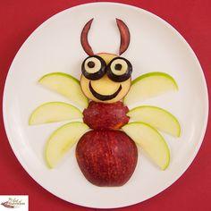 Cartoon Insect - 8 antennae-005