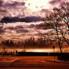 Hudson Skyline Morning