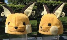 Raichu Hat by clearkid